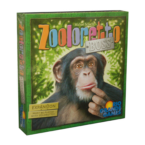 Zooloretto: Boss Expansion