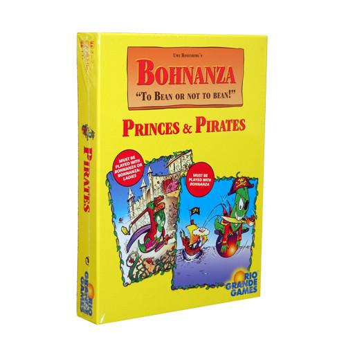 Bohnanza: Princes and Pirates Expansion