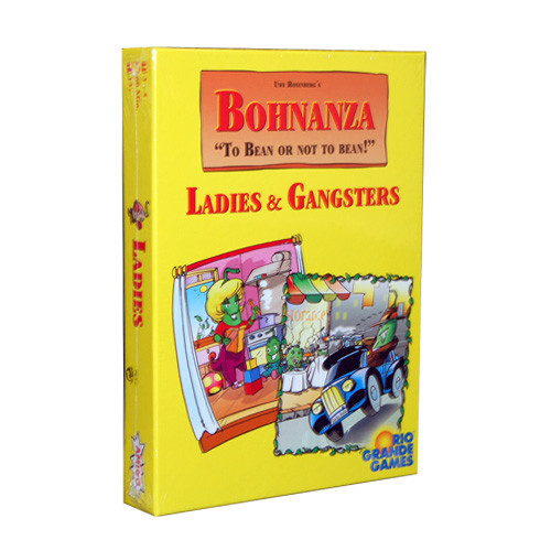 Bohnanza: Ladies and Gangsters Expansion