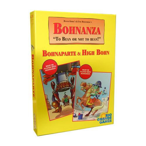 Bohnanza: Bohnaparte and High Bohn Expansion