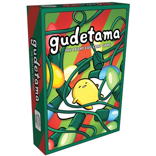 Gudetama: The Tricky Egg Card Game - Holiday Edition