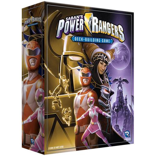 Power Rangers Deck-Building Game: Core Set
