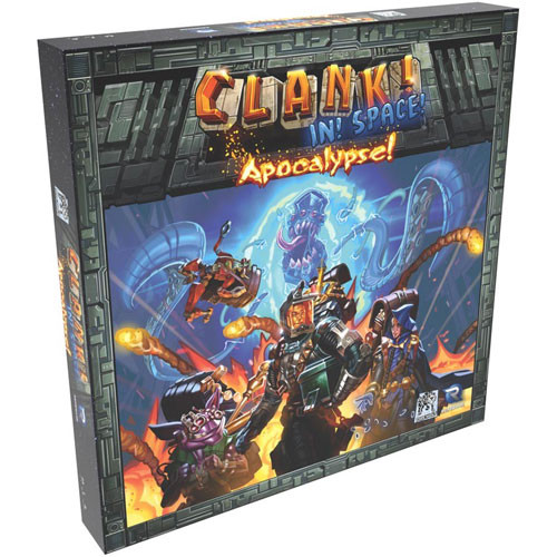 Clank! In Space! Apocalypse! Expansion