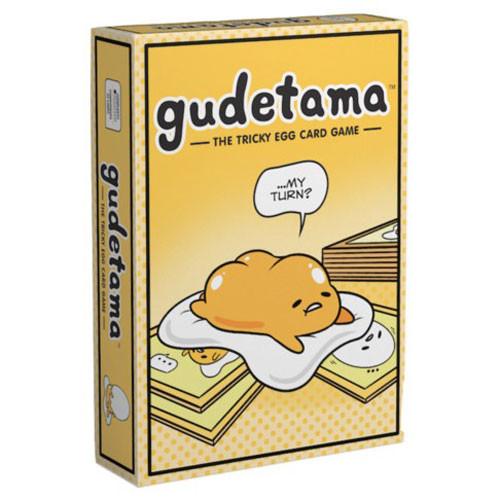 Gudetama: The Tricky Egg Game