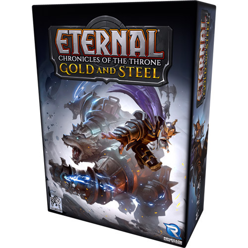 Eternal: Chronicles of the Throne - Gold & Steel Expansion