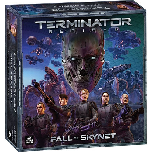 Terminator Genisys: Fall of Skynet Expansion