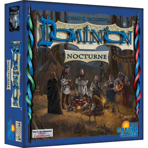 Dominion (2nd Edition): Nocturne Expansion