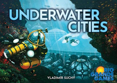 Underwater Cities   Board Games   Miniature Market