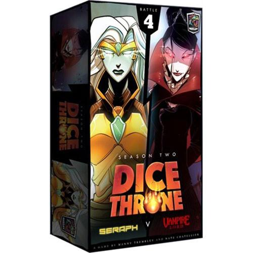 Dice Throne: Season 2 - Seraph vs. Vampire Lord