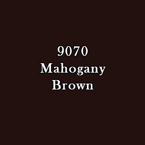 Master Series Paint: Mahogany Brown
