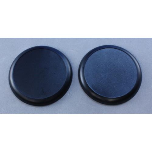 Reaper: 45mm Round Lipped Plastic Base (10)