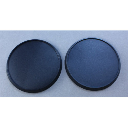 Dark Heaven Legends: 60mm Round Lipped Plastic Base (10)