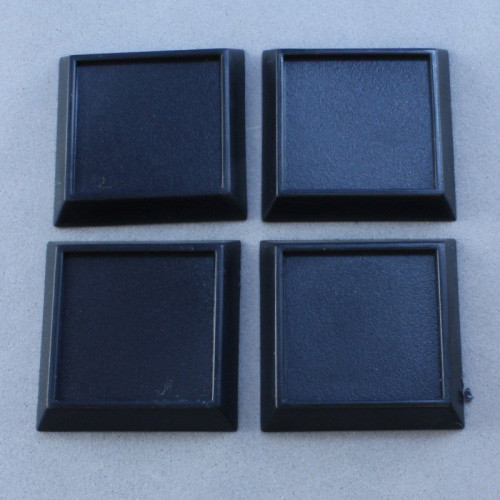 Dark Heaven Legends: 1 Inch Square Plastic Gaming Base (20)