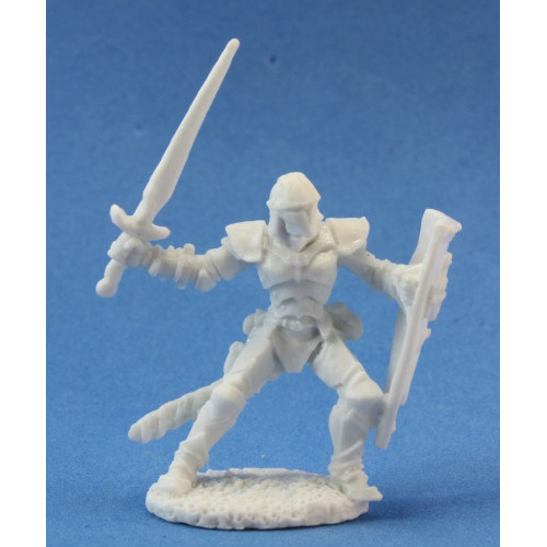 Dark Heaven Bones: Barnabas, Human Warrior