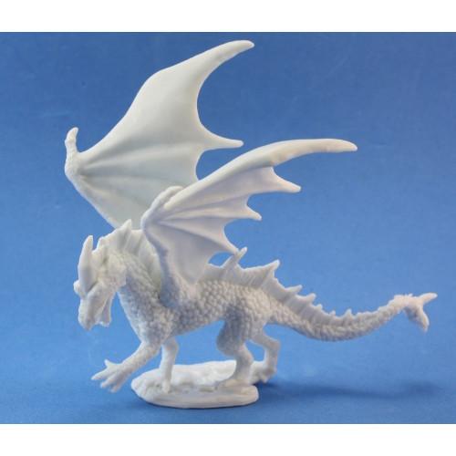 Dark Heaven Bones: Young Fire Dragon