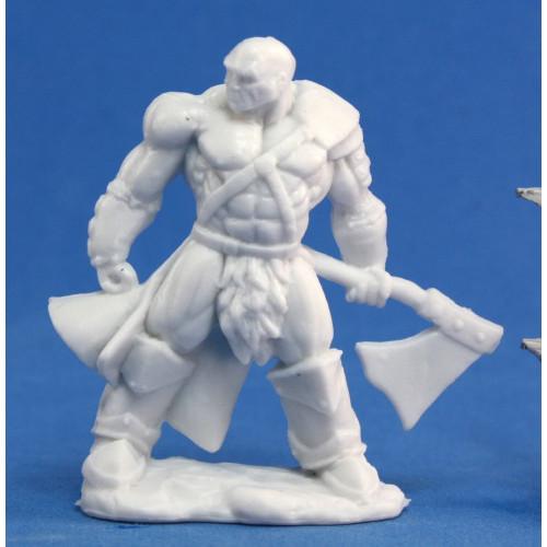 Dark Heaven Bones: Goldar, Male Barbarian