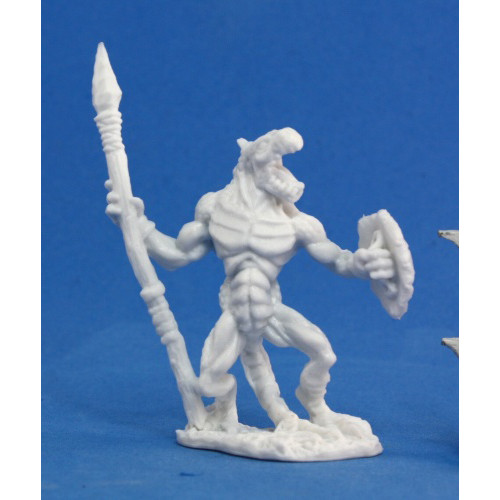 Dark Heaven Bones: Lizardman Soldier