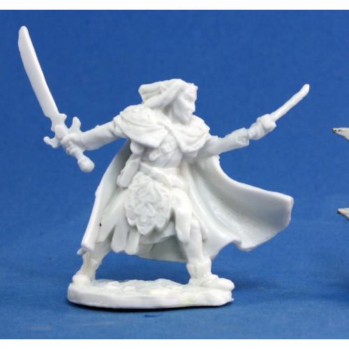 Dark Heaven Bones: Elladan, Elf Ranger