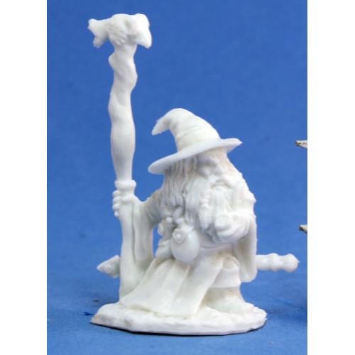 Dark Heaven Bones: Kael Stonekindle, Dwarf Wizard