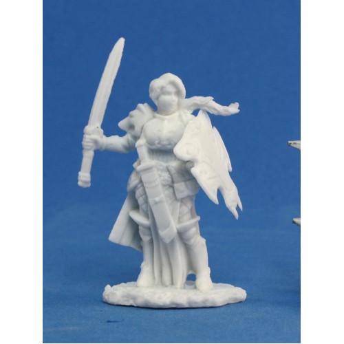 Dark Heaven Bones: Trista, Female Warrior