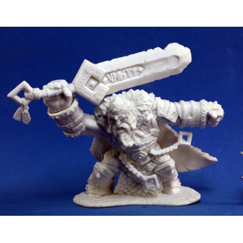 Dark Heaven Bones: Skorg Ironskull, Fire Giant