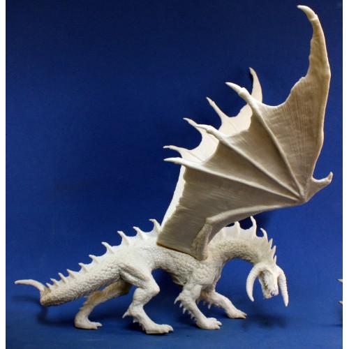 Dark Heaven Bones: Ebonwrath, Dragon