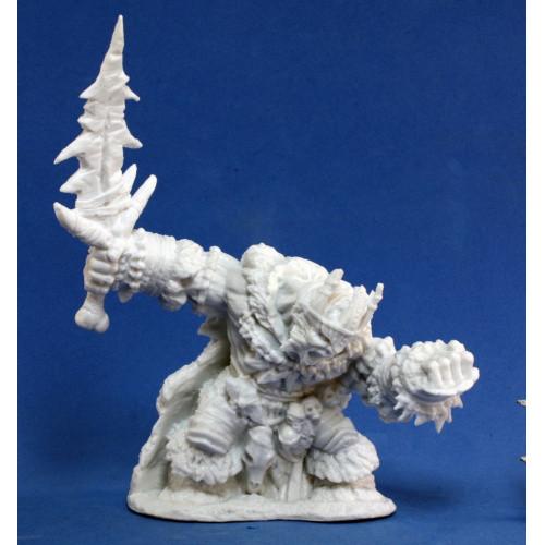 Dark Heaven Bones: Boerogg Blackmire, Frost Giant