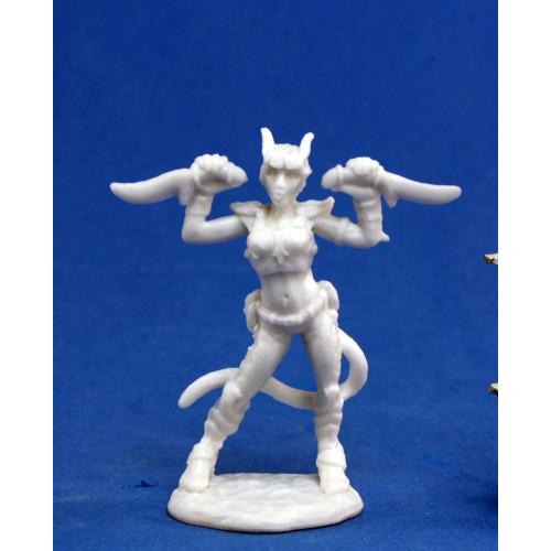 Dark Heaven Bones: Tiviel, Hellborn Rogue