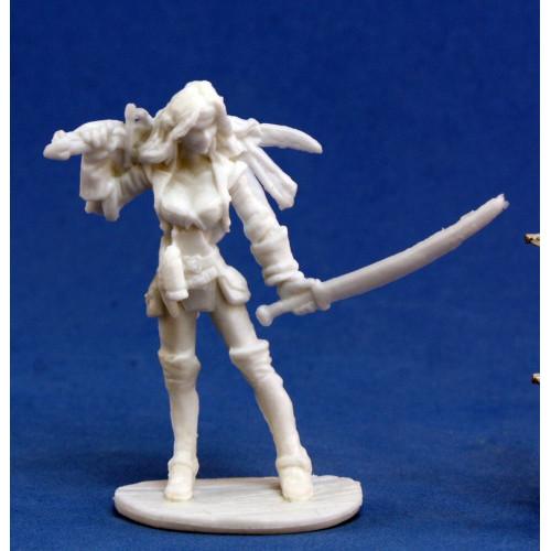 Dark Heaven Bones: Finaela, Female Pirate
