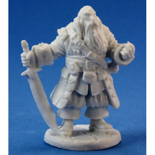 Dark Heaven Bones: Barnabus Frost, Pirate Captain