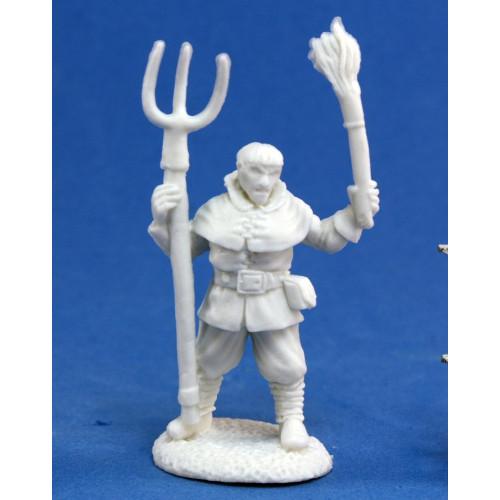 Dark Heaven Bones: Townsfolk - Village Rioter