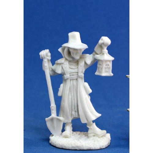 Dark Heaven Bones: Townsfolk: Undertaker