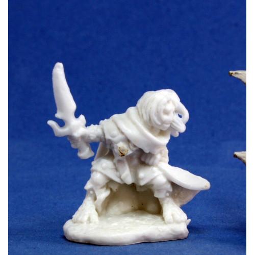 Dark Heaven Bones: Hellakin Goregutter, Halfling