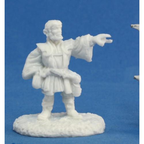 Dark Heaven Bones: Balto Burrowell, Gnome Wizard