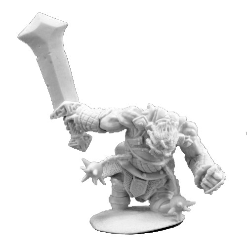 Dark Heaven Bones: Fire Giant Warrior