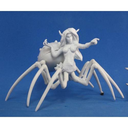 Dark Heaven Bones: Shaerileth, Spider Demoness