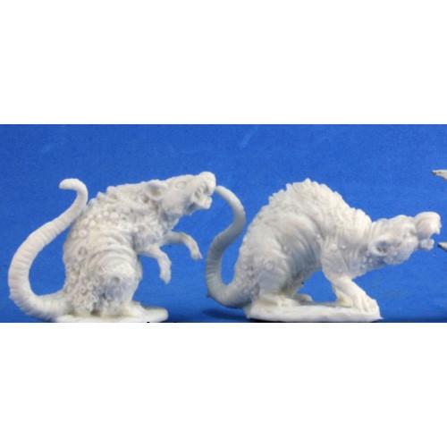 Dark Heaven Bones: Barrow Rats (2)