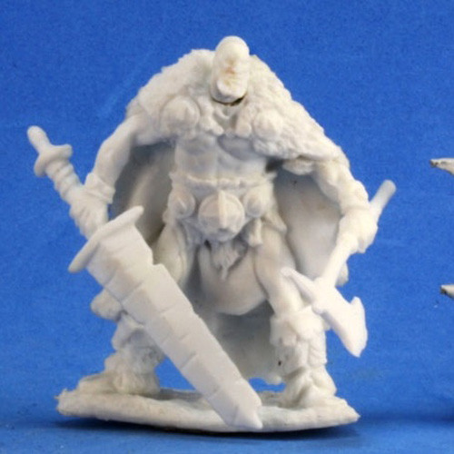 Dark Heaven Bones: Thund Bloodwrack, Barbarian