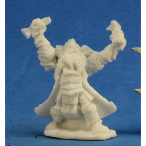 Dark Heaven Bones: Thain Grimthorn, Dwarf Cleric