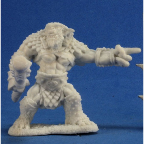 Dark Heaven Bones: Rugg, Bugbear Pointing