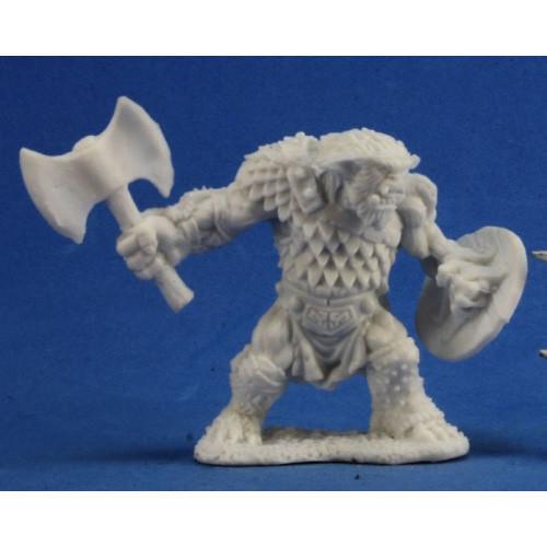 Dark Heaven Bones: Kegg, Bugbear Axe