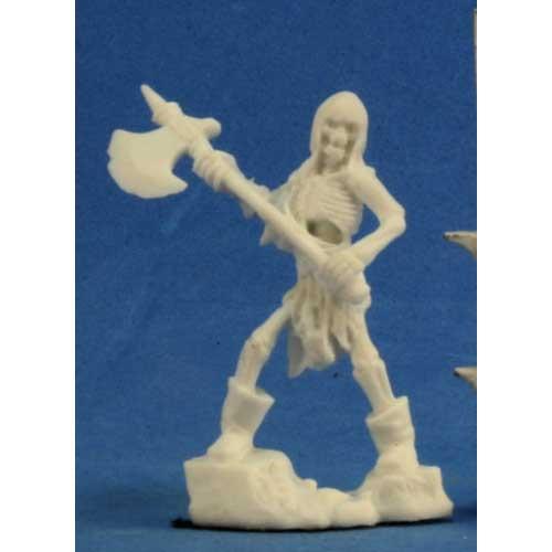 Dark Heaven Bones: Skeleton Guardian Axeman (3)