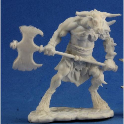 Dark Heaven Bones: Bloodhoof, Minotaur Barbarian