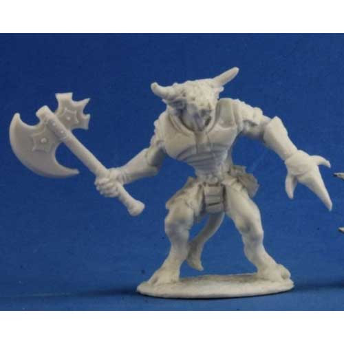 Dark Heaven Bones: Bronzeheart, Minotaur Hero