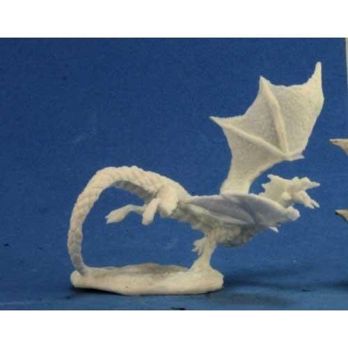 Dark Heaven Bones: Dragon Hatchling Black