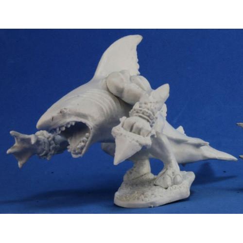 Dark Heaven Bones: Sharkman