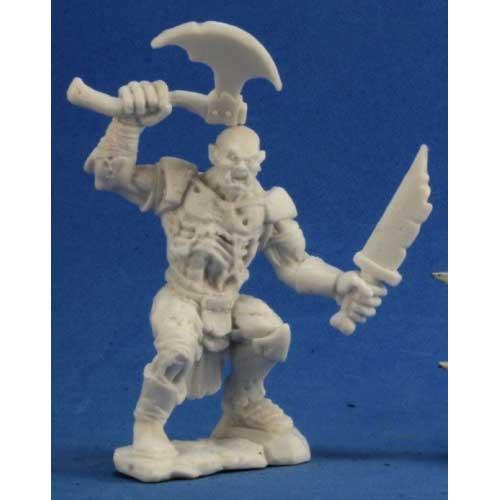 Dark Heaven Bones: Ogre