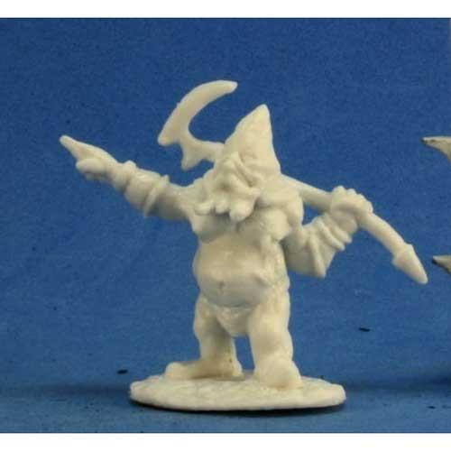 Dark Heaven Bones: Dwarf Slaver