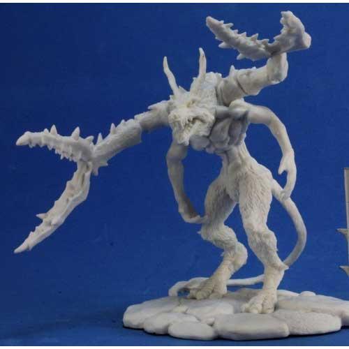 Dark Heaven Bones: Wolf Demon