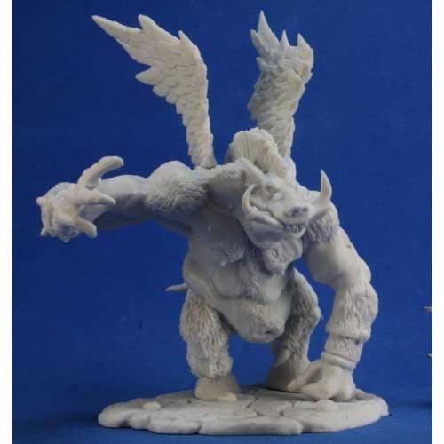 Dark Heaven Bones: Boar Demon
